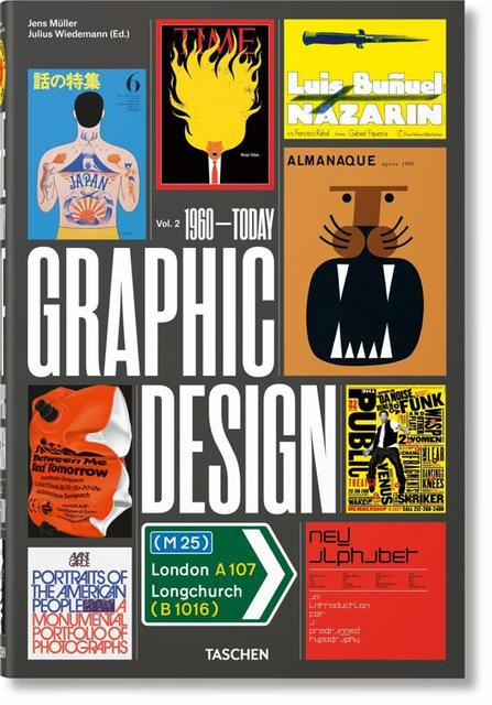 The History of graphic design 2 / 1960 - Today -