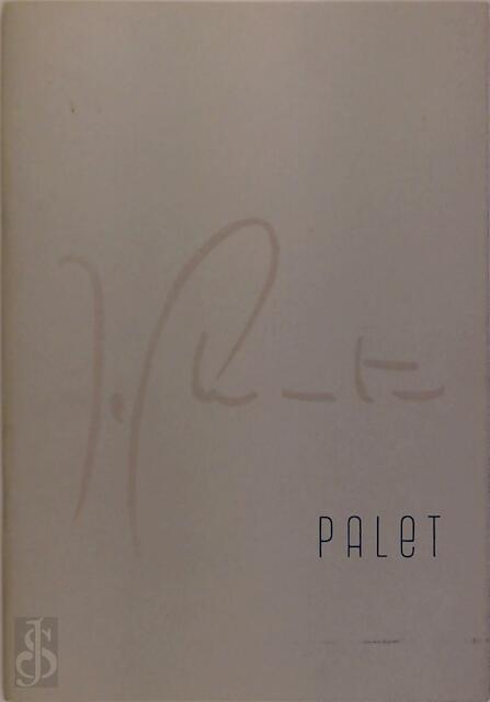 Palet - Jef Wauters