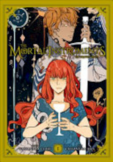 The Mortal Instruments: The Graphic Novel - Cassandra Clare