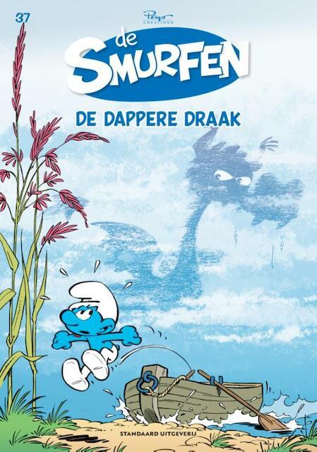 De Smurfen en de draak van het meer - Peyo
