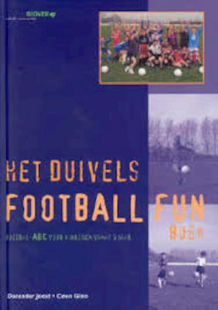 Het duivels football fun boek - J. Desender, G. Caen