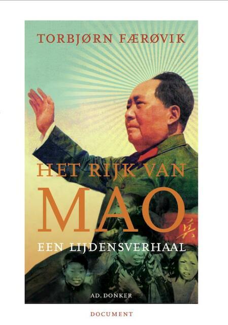 Het rijk van Mao - Torbjørn Færovik
