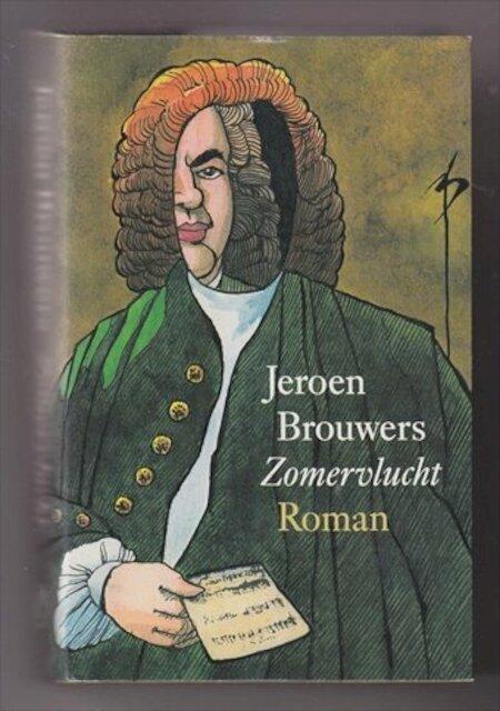 Zomervlucht - Jeroen Brouwers