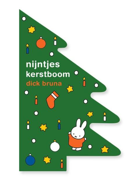 nijntjes kerstboom - Dick Bruna