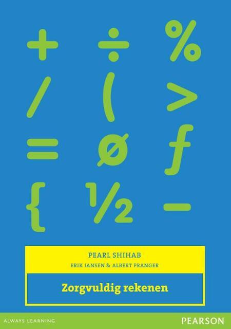 Zorgvuldig rekenen - Pearl Shihab