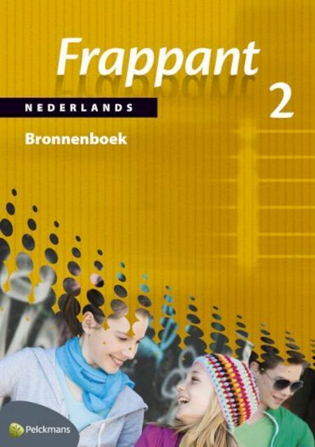Frappant Nederlands 2 aso Bronnenboek - Unknown