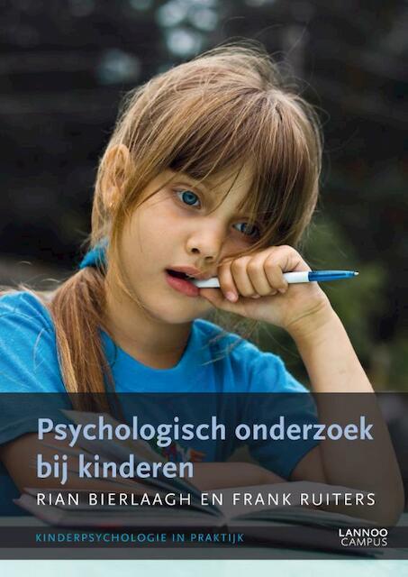 Psychologisch onderzoek bij kinderen - Rian Bierlaagh, Frank Ruiters