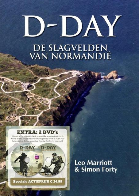 D-Day + 2 DVD's - Leo Marriott, Simon Forty