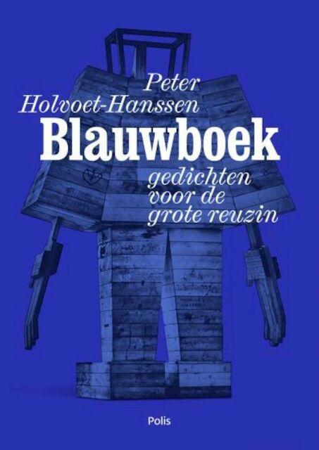 Blauwboek - Peter Holvoet-Hanssen