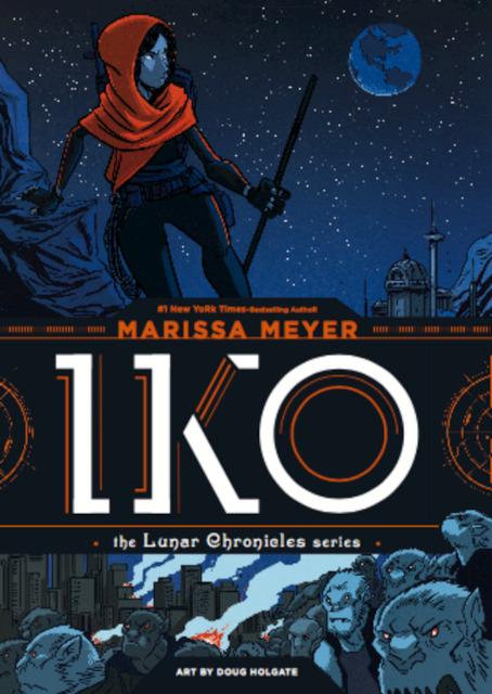 Iko deel 1 - Marissa Meyer
