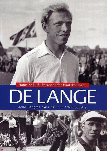 De Lange - Jelle Bangma, A. de Vries, Wio Joustra