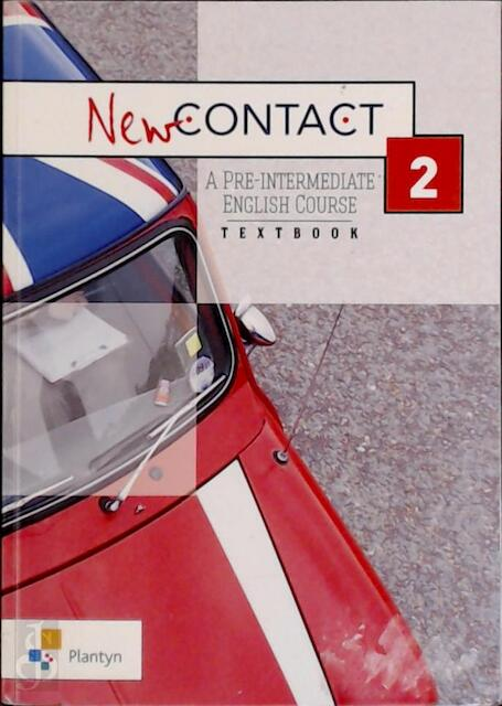 New Contact 2 Textbook - Unknown