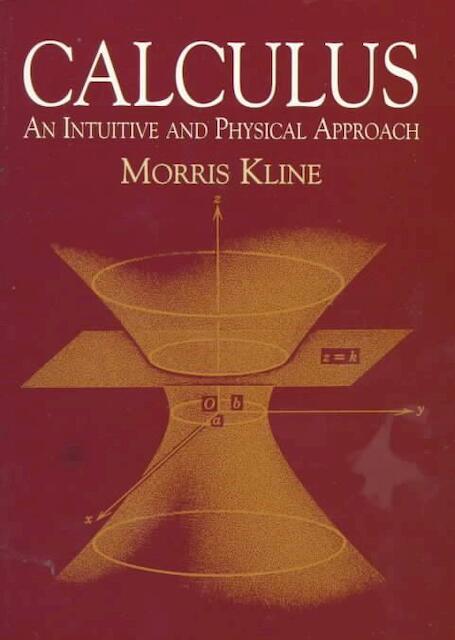 Calculus - Morris Kline