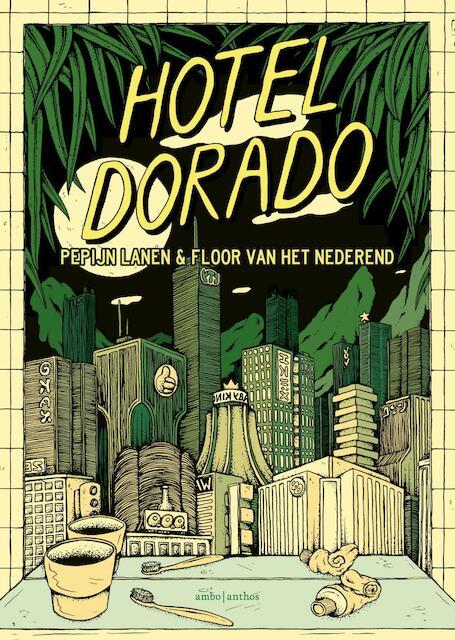 Hotel Dorado - Pepijn Lanen, Floor van het Nederend