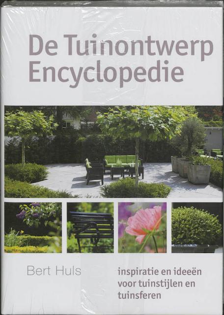 De tuinontwerp encyclopedie bert huls isbn for Tuinontwerp boek