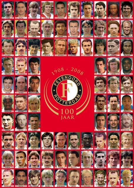 100 Jaar Feyenoord - M. van Egmond
