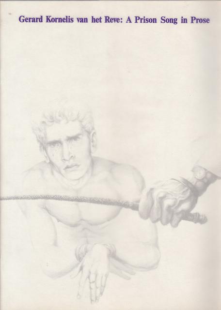 A Prison Song in Prose - Gerard Kornelis van het Reve