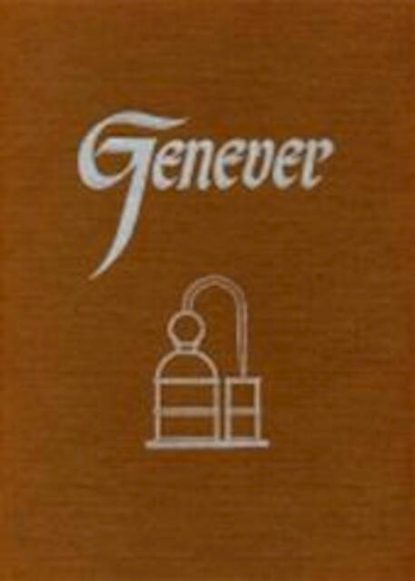 Jenever - Ronald Ferket, Hugo Elsemans
