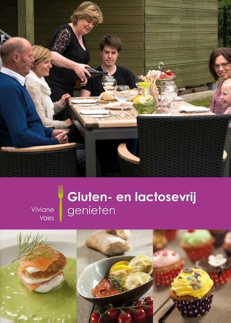 Gluten- en lactosevrij genieten - Viviane Vaes