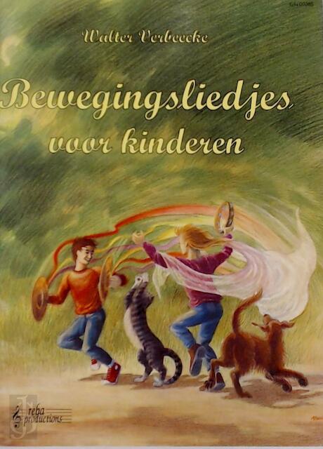 Bewegingsliedjes voor kinderen - Walter Verbeecke