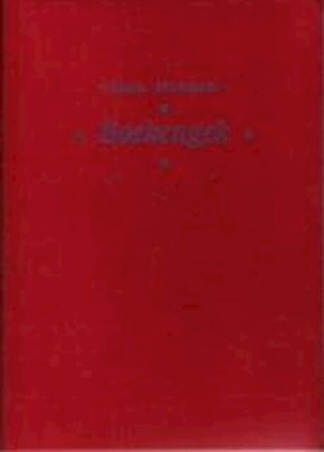 Boekengek - Hub Hubben