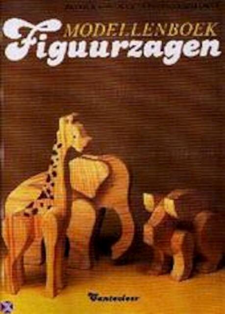 Modellenboek figuurzagen - Patrick Spielman, Patricia