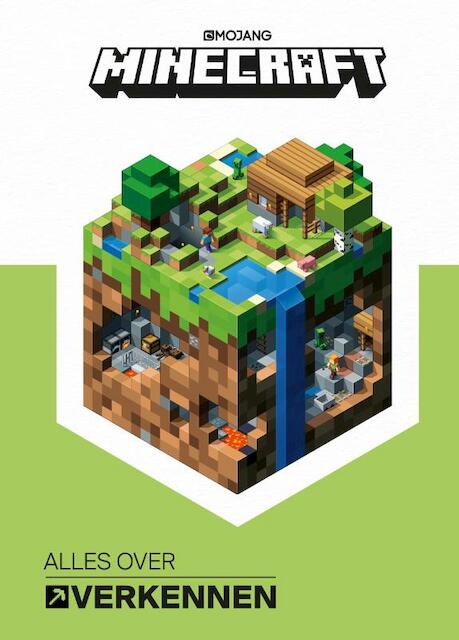 Minecraft guide to exploration - Stephanie Milton