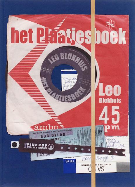 Het plaatjesboek + CD - Leo Blokhuis