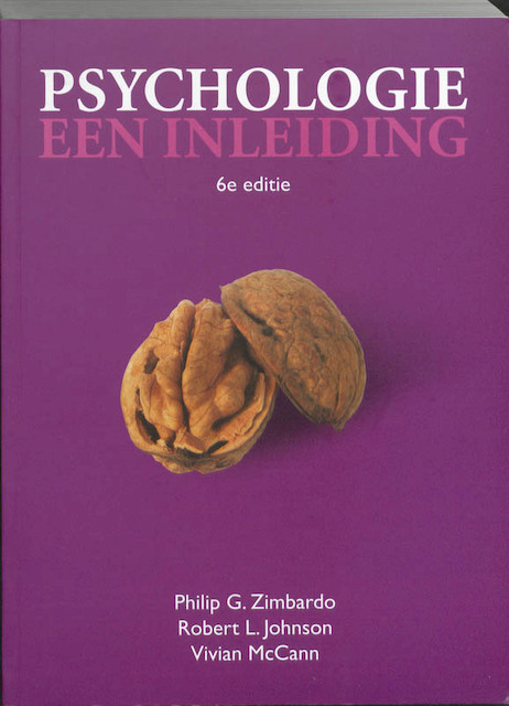 Psychologie - Philip G. Zimbardo, Robert L. Johnson, Vivian Mccann