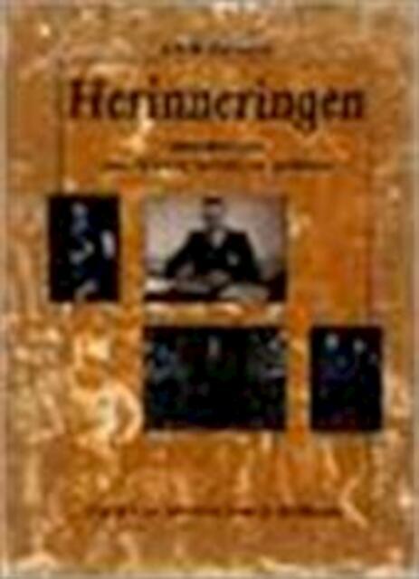 Herinneringen - Michael Rudolph Hendrik Calmeyer