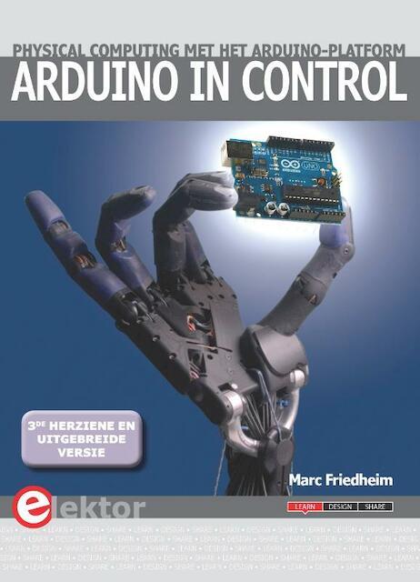 Arduino in control - Marc Friedheim