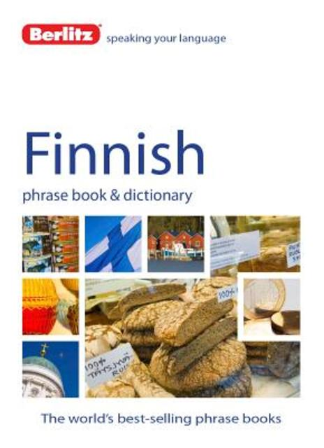 Berlitz Finnish Phrase Book & Dictionary -