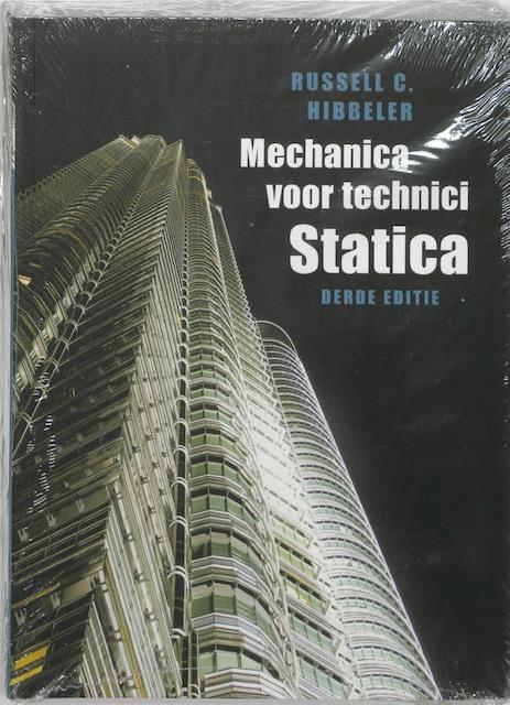 Mechanica voor technici / Statica - R.C. Hibbeler