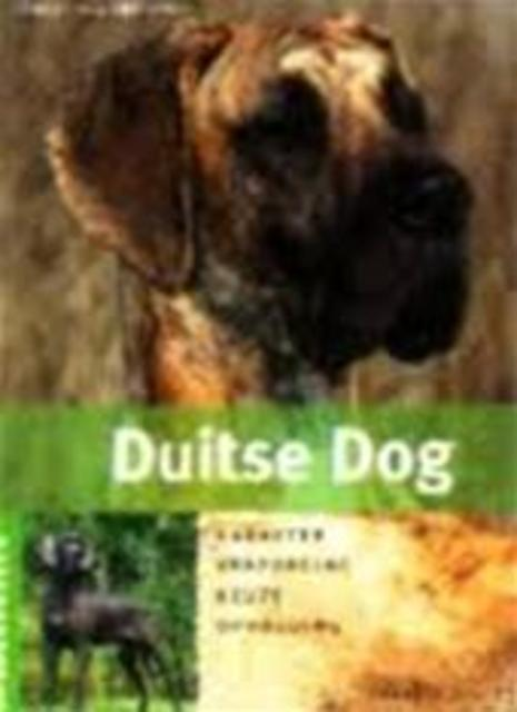 Duitse dog - Horst Hollensteiner, Gertrud Jetten, Jan Bruin