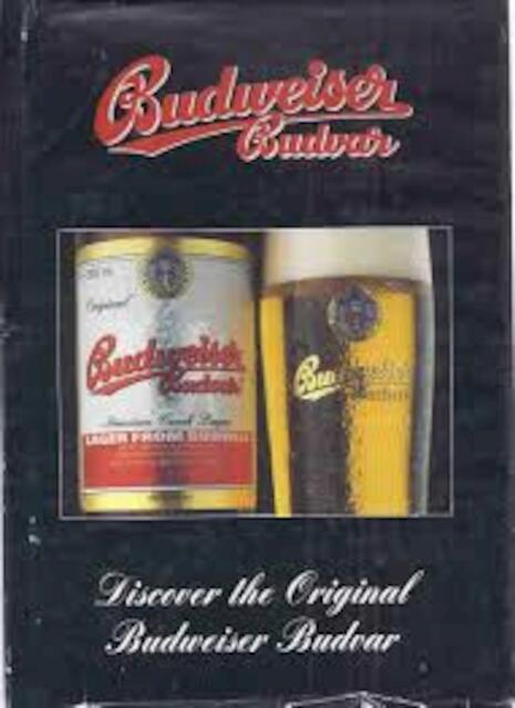 Budweiser Budvar 1895-1995 - Ivo Hajn