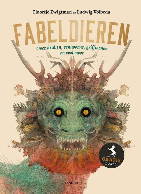 Fabeldieren - Floortje Zwigtman, Ludwig Volbeda