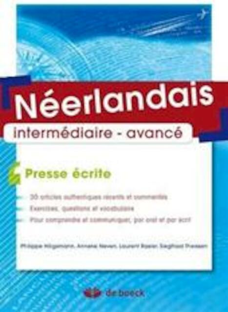 Néerlandais intermédiaire-avancé - Philippe Hiligsmann, Anneke Neven, Laurent Rasier, Siegfried Theissen