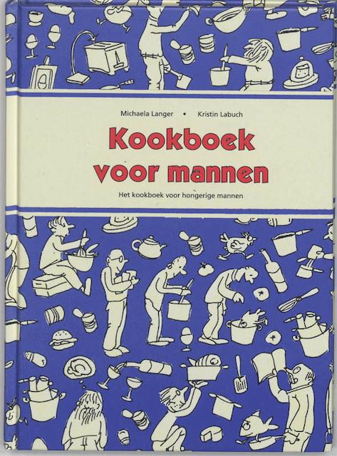 Kookboek voor mannen - M. Langer