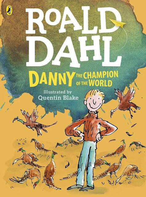 Danny, the Champion of the World (colour edition) - Roald Dahl