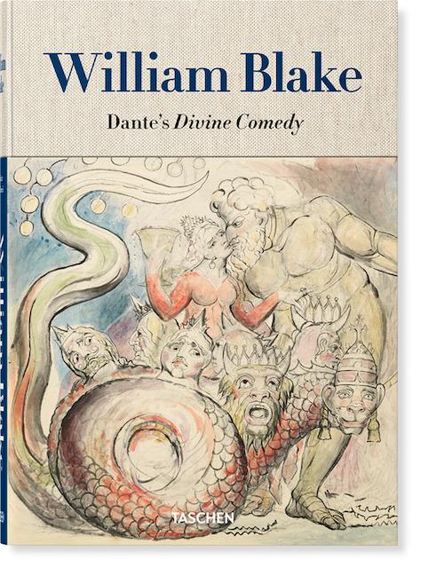 William Blake / Dante's Divine Comedy - Sebastian Schütze, Maria Antonietta Terzoli