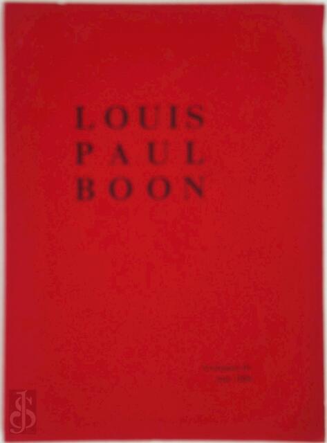 Louis Paul Boon - John [Red.] Heuzel