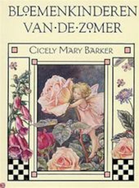 Bloemenkinderen van de zomer - C.M. Barker, N. Kuiper