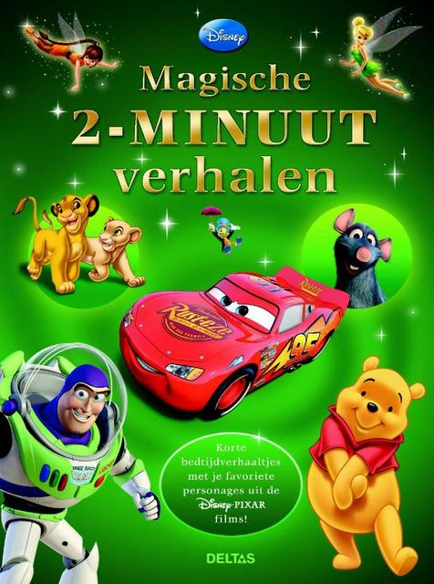 Disney magische 2 minuutverhalen -