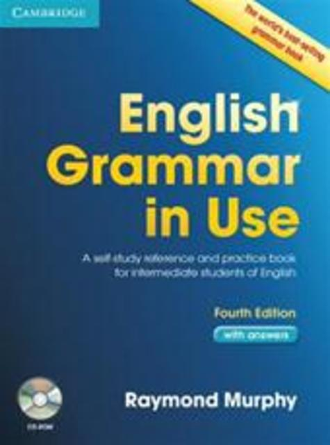 English Grammar in Use with Answers and CD-ROM - Raymond Murphy