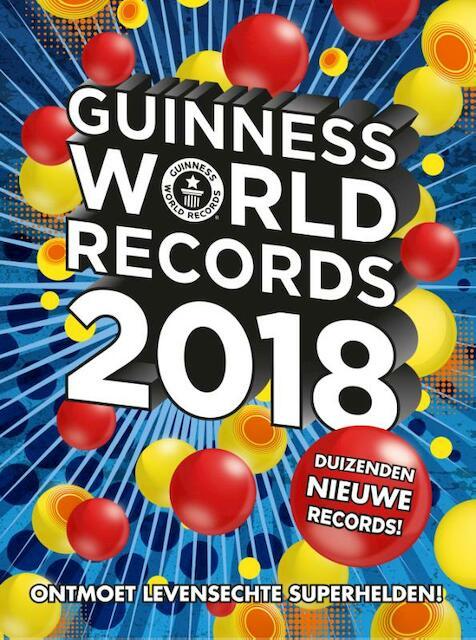 Guinness World Records 2018 -