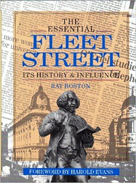 The Essential Fleet Street - Ray Boston