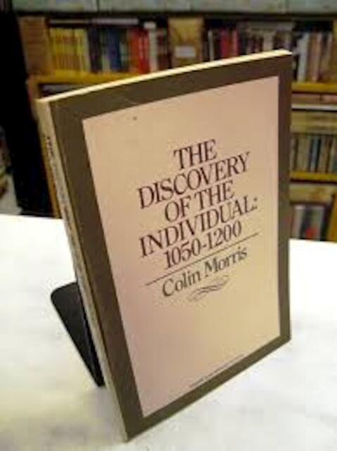 an analysis of the discovery of the individual by colin morris Scholarly review published by h-net reviews reviewed by colin morris as an interpretive analysis.
