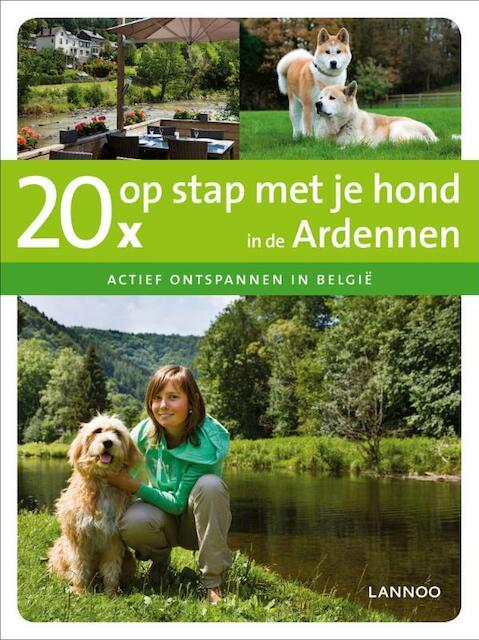 20x op stap met je hond in de Ardennen - Santina, Johan De Meester