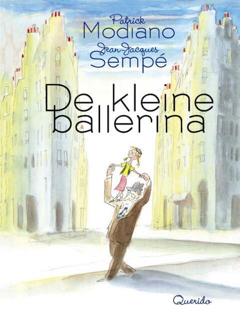 De kleine ballerina - Patrick Modiano, Jean-Jaques Sempe