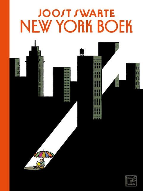 New Yorkers Collected - Joost Swarte